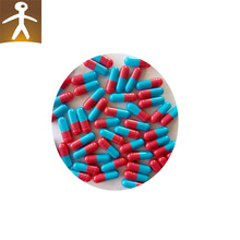 High Quality Empty Vegetable Capsule Size 1# Enteric Coated Capsules Empty Capsule