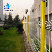 Best selling top quality rabbit proof short PVC garden fence from China