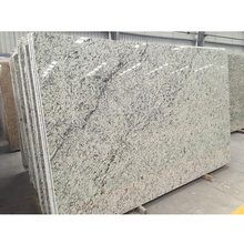 Natural Stone White Rose Cheap Granite Slabs