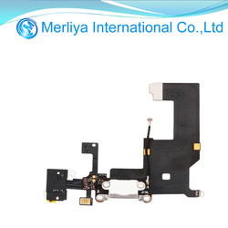 For Apple Iphone 5 5G Port Dock Connector Charging Flex Cable Original replacement