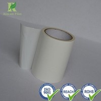 Manufacture Plastic 151micron White Surface Protective Film for Sale
