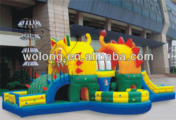 frozen inflatable bouncer, inflatable twister game