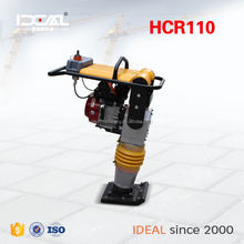 HCR110 compactor robin gasoline engine vibratory earth tamping rammer for sale