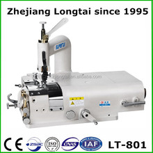 LT-801 leather skiving machine used shoe making machinery for sale