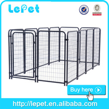 durable hot dipped galvanized high quality chain link dog kennels
