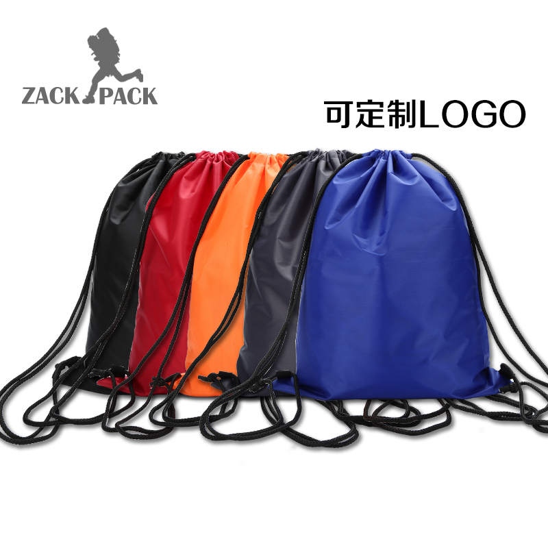 small nylon mesh drawstring bags draw string pouch gym baggies DB10