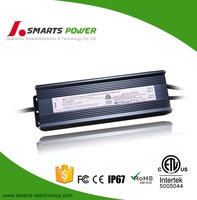 pwm dimmable 100w 12v IP67 led strip light driver 0-10v dimming