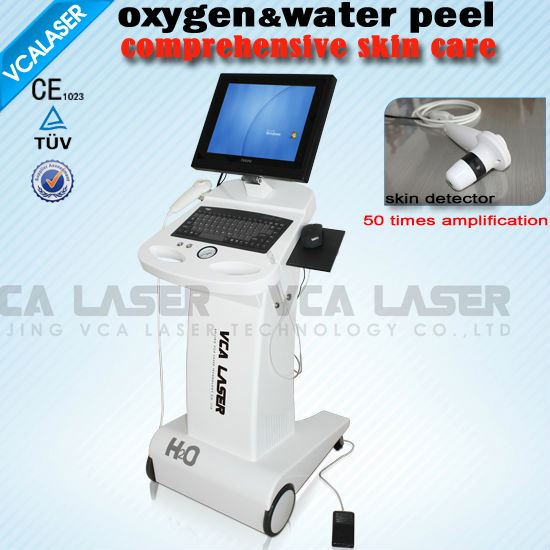 Wholesale Beauty Supply Oxygen Jet Peel Skin Rejuvenation Machine