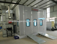 LX-3D High Quality Newly Design Car Spray Baking Booth Car Paint Oven Price