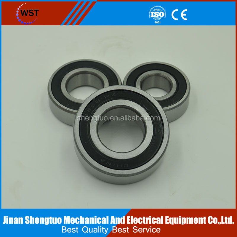 Low price 6300-2RS 6301-2RS 6203-2RS deep groove ball bearing for motorcycle