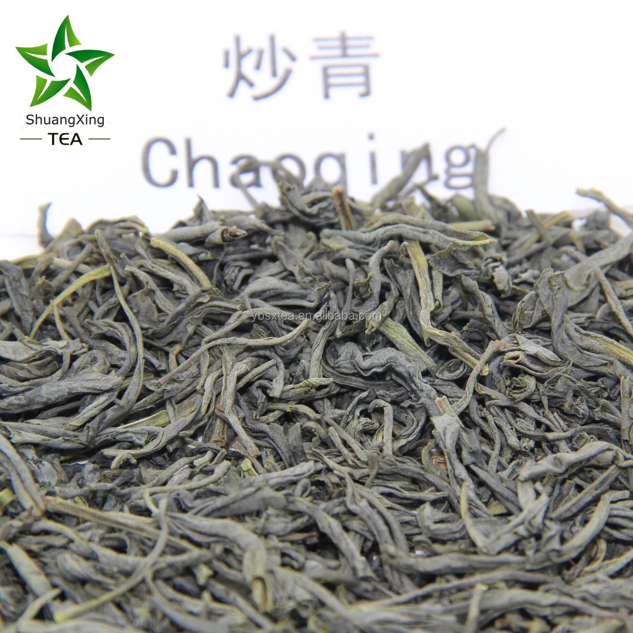 Chaoqing green tea hot sale loose leaf tea China famous tea