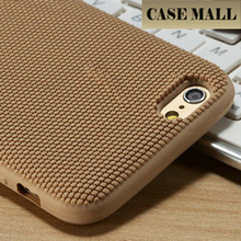 Top quality for iphone 6 cover, wholesale cell phone cover for iphone, Soft Rubber Handhone Case
