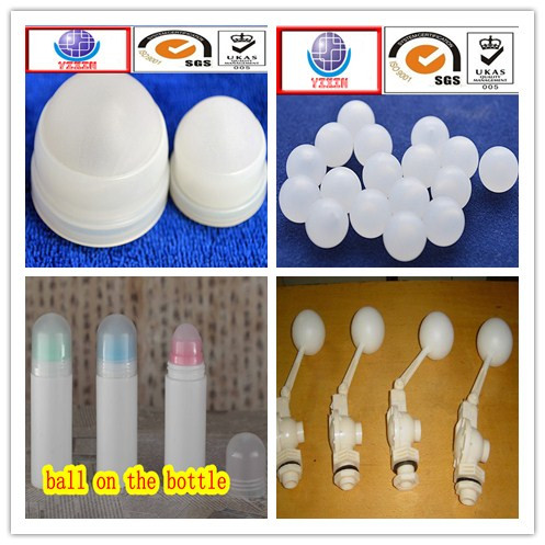 High precision 4mm 6mm 7.938mm 9.525mm PP PA POM lightweight plastic ball