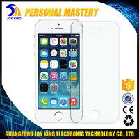 9H Tempered Glass For iPhone 5 5s 5c Explosion-Proof Tempered Glass Screen Protector Film