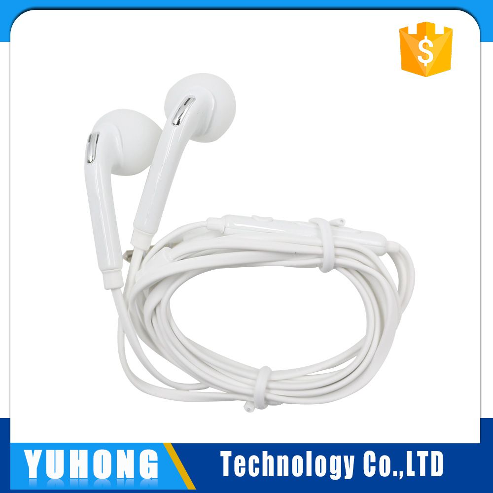 Original In-Ear Wired Stereo Earphone With Earbud for Samsung S6 Edge Note5