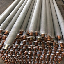 copper tube stainless steel tube with aluminium SS spiral L/LL/KL fins or extruded fins