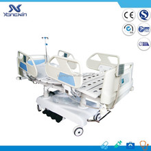 Buy Seven function electric hospital medical abs icu bed