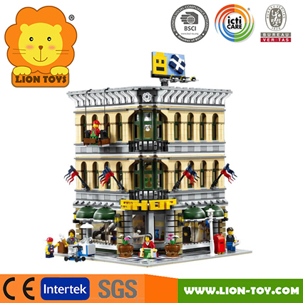 Lepin New Arrival !2413PCS Lepin Toy blocks set toy blocks 15005 department store