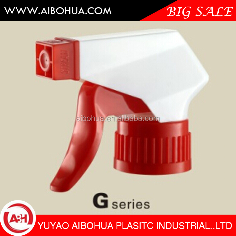 Popular 2017 new plastic material shower hand sprayer with factory price