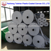 fire-proof tarpaulin for use at construction site PVC material