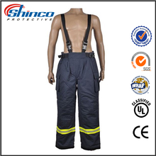 Multi-poches durable utilisé bib pantalon/global/travail bib pantalon
