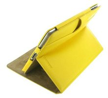 Promotional pu leather sleeve holder for Ipad