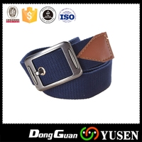 2016 hot sell championship canvas belt