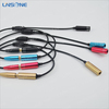 Hi quality optical audio adapter for xbox 360 hdmi av cable