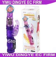 3 Vibration 3 Rotation Big Didlo Vibrators Adult Sex Toys Massager For Women
