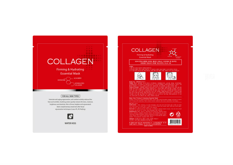 WATER KISS COLLAGEN Firming & Hydrating Essential Mask