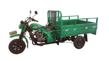 Chinese new cargo carrier tricycle / motorcycle with three wheel
