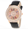 black watch band color luxury beautiful diamond watch