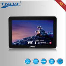42 inches Roof-Mounting Indoor Advertising LCD Bus Monitor
