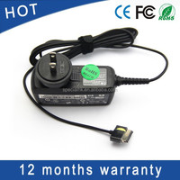 Hot selling 15V 1.2A mini USB Wall charger for Asus Tablet TF101 TF201 TF300T