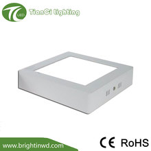 Free Shipping 12W High Lumen Indoor Square Led Panel Light