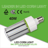 ENEC/TUV/CE/RoHS LED corn light 40W 5 years warranty corn bulb for warehouse