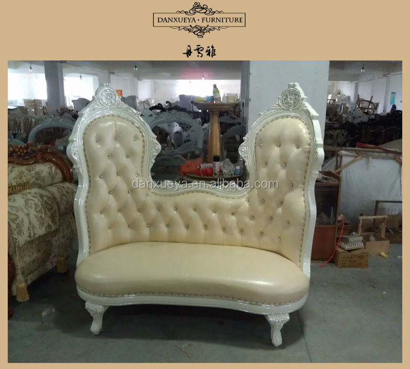 2013 Hot Sale Leather Antique French Style Chair Furniture