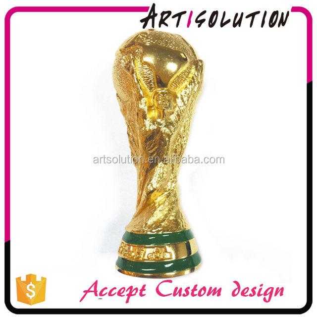 High Quality Custom Gold Metal Award Cup Trophy