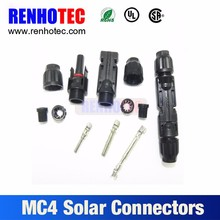 solar photovoltaic connector mc4, 2 pin mc4 solar connector, mc4 solar connector diode