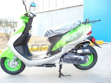 EEC/EPA DOT Approved Gas Motor Scooter Equipped with 4 Stoke 50cc Engine WZMS0508EEC/EPA