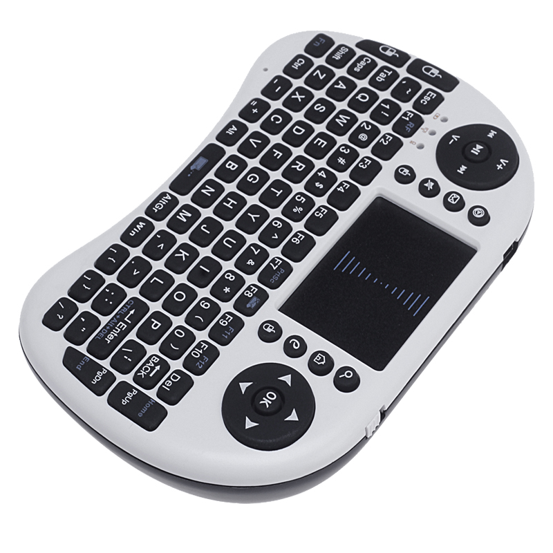 High Quality Mini Keyboard I8 Mouse 2.4G Wireless Air Flying Mouse KeyBoard