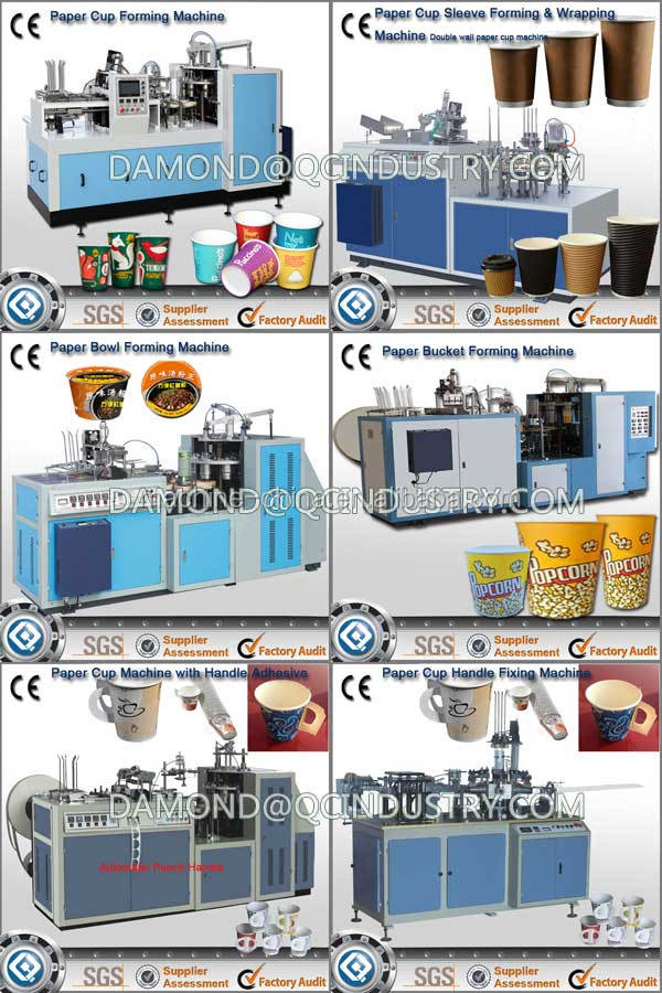 Automatic Paper Meal Boxes Forming & Making Machine Prices