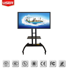 Movable usb IR touch screen best class digital smart board interactive whiteboard new hot in 2017