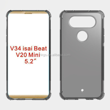 Product Market Crystal Transparent TPU Cover For LG V20 Mini V34 Isai Beat Clear Case