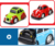 Lifelike modeling mini lovely pull back alloy vehicle die cast car toy with 4 kinds