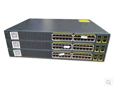 2960+ Catalyst POE Network Switch WS-C2960+24PC-L