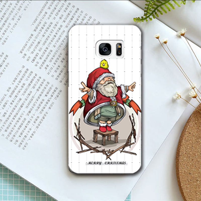 ACCEPT L/C Merry Christmas phone case for samsung note3 personalized phone case samsung cover case