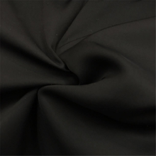 wholesale 100%polyester lexus black nida abaya fabric