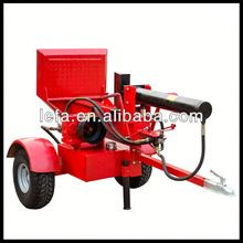Europe Standard powerhouse xm-380 7-ton electric hydraulic log splitter with CE for sale