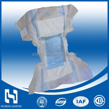 Custom Baby Diaper Comfortable Cloth Baby Diaper Disposable Baby Diaper For Wholesale